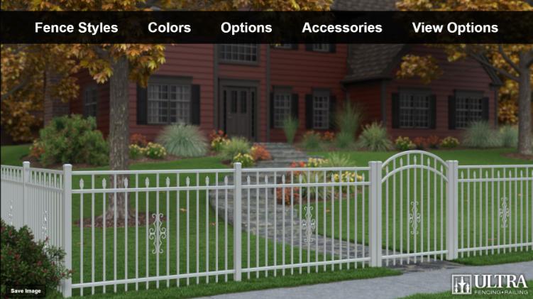 Ultra Design Studio Design Your Aluminum Fences Gates And Railing