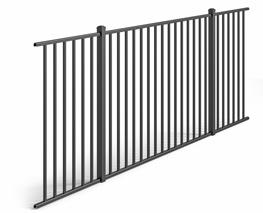 Aluminum Swimming Pool Fence