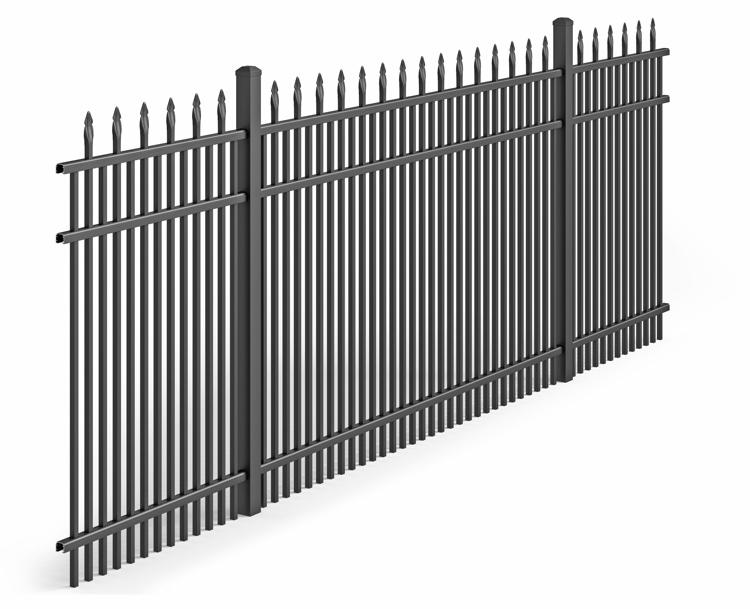 Asset Designer Fencing Uas 101 spear top aluminum fencing uas 101 spear top aluminum fence workwithnaturefo