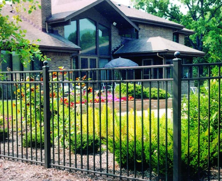 Aluminum fence railing gates welcome to ultra aluminum™