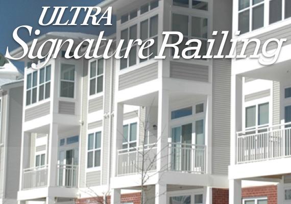 Aluminum railing factory assembled or do it yourself kits factory assembled aluminum railing solutioingenieria Choice Image